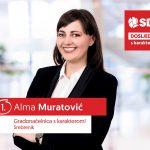 Program rada kandidatkinje Alme Muratović za Gradonačelnicu Grada Srebrenik