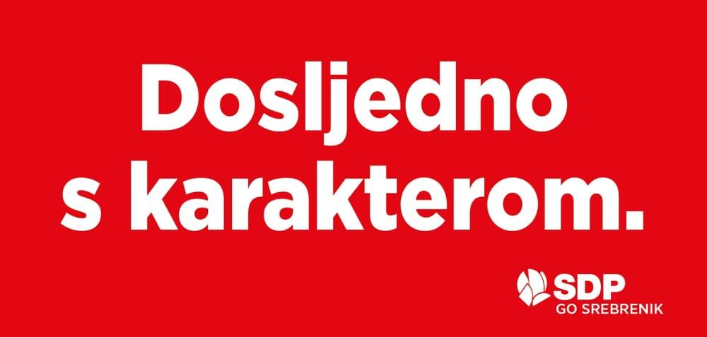 SDP SREBRENIK